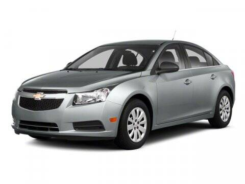 2013 Chevrolet Cruze for sale at Bergey's Buick GMC in Souderton PA