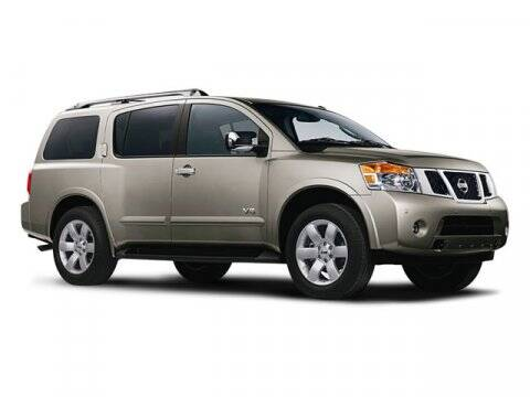 2008 Nissan Armada for sale at Bergey's Buick GMC in Souderton PA