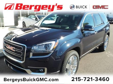 2017 GMC Acadia Limited for sale in Souderton, PA
