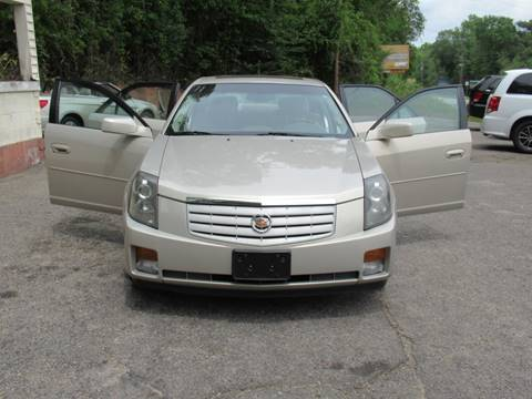 2007 Cadillac CTS for sale at Mc Calls Auto Sales in Brewton AL