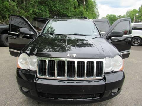 2008 Jeep Grand Cherokee for sale at Mc Calls Auto Sales in Brewton AL