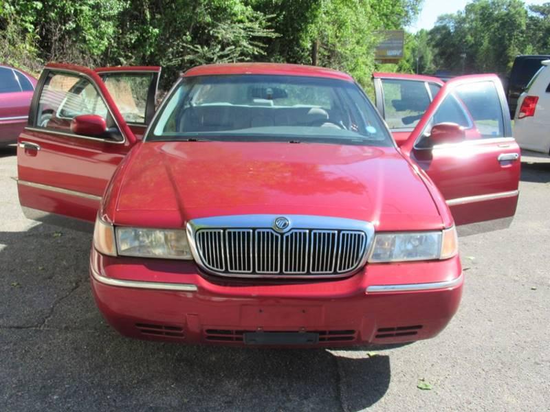 2001 Mercury Grand Marquis for sale at Mc Calls Auto Sales in Brewton AL