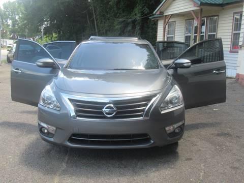 2015 Nissan Altima for sale in Brewton, AL