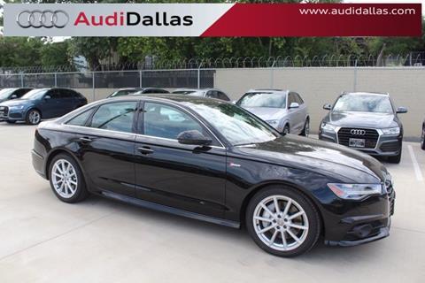 2017 Audi A6 for sale in Dallas, TX