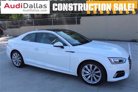 2018 Audi A5 for sale in Dallas, TX