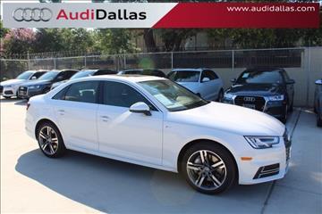 2018 Audi A4 for sale in Dallas, TX
