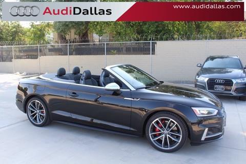 2018 Audi S5 for sale in Dallas, TX