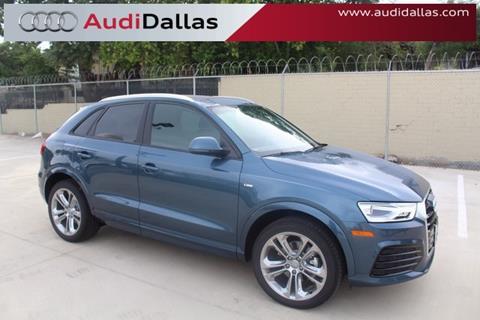 2018 Audi Q3 for sale in Dallas, TX