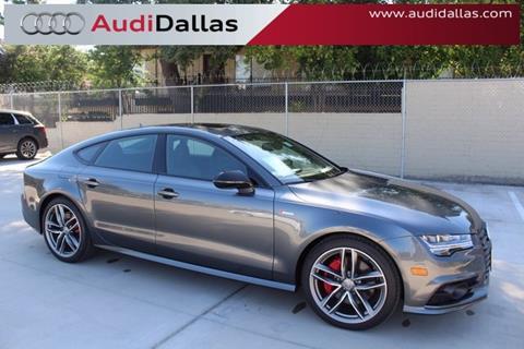 2018 Audi A7 for sale in Dallas, TX