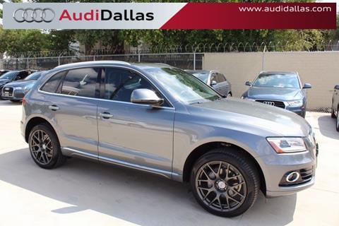 2017 Audi Q5 for sale in Dallas, TX