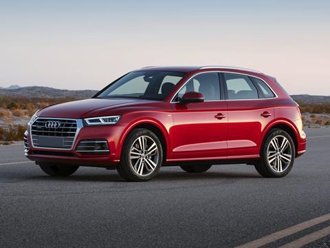2018 Audi Q5 for sale in Dallas, TX