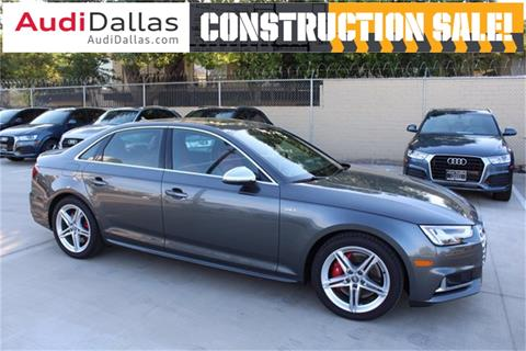 2018 Audi S4 for sale in Dallas, TX