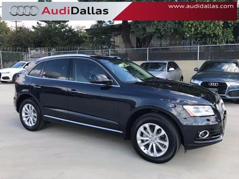 2016 Audi Q5 for sale in Dallas, TX