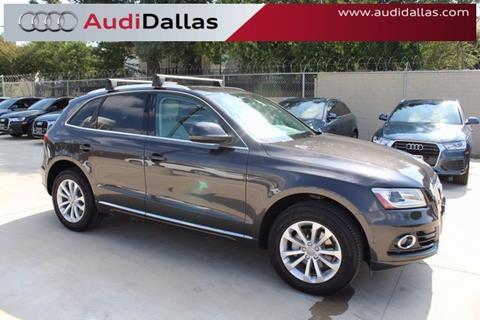 2014 Audi Q5 for sale in Dallas, TX