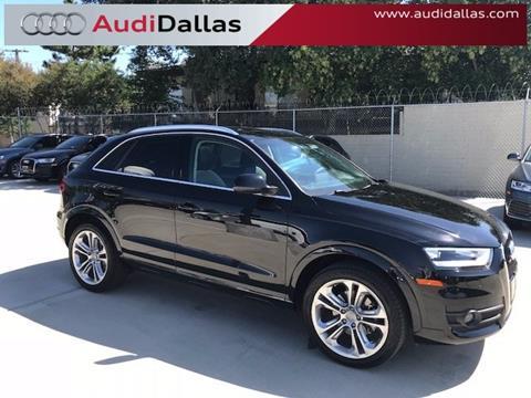 2015 Audi Q3 for sale in Dallas, TX
