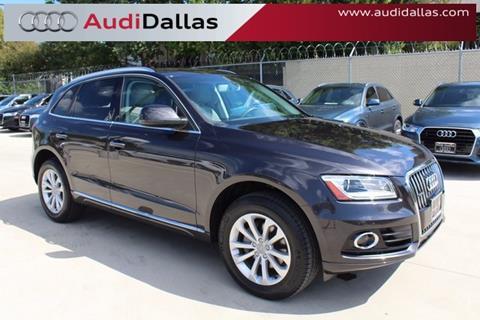 2015 Audi Q5 for sale in Dallas, TX