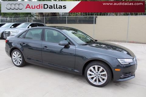 2017 Audi A4 for sale in Dallas, TX