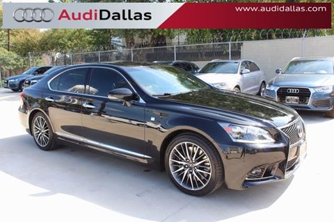 2015 Lexus LS 460 for sale in Dallas, TX