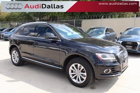 2014 Audi Q5 for sale in Dallas, TX