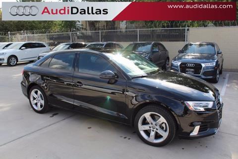 2017 Audi A3 for sale in Dallas, TX