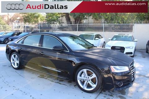 Audi A For Sale In Tallahassee FL Carsforsalecom - 2018 audi a8 for sale