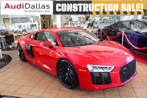 Audi R For Sale Carsforsalecom - Red audi r8