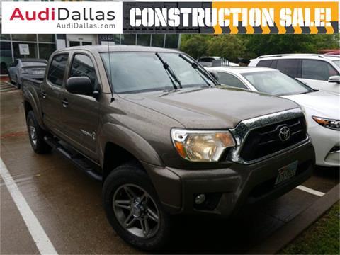 2012 Toyota Tacoma For Sale >> 2012 Toyota Tacoma For Sale In Dallas Tx