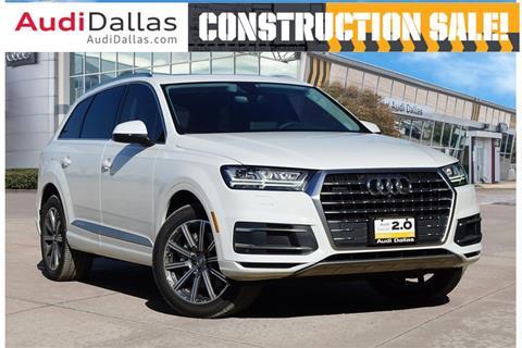 2019 Audi Q7 for sale in Dallas, TX