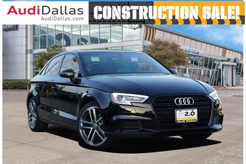 2019 Audi A3 for sale in Dallas, TX
