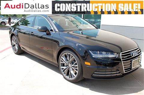 2016 Audi A7 for sale in Dallas, TX