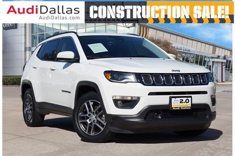 2017 Jeep Compass for sale in Dallas, TX
