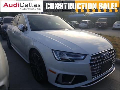2019 Audi S4 for sale in Dallas, TX