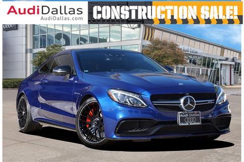2017 Mercedes-Benz C-Class for sale in Dallas, TX