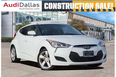 2012 Hyundai Veloster for sale in Dallas, TX