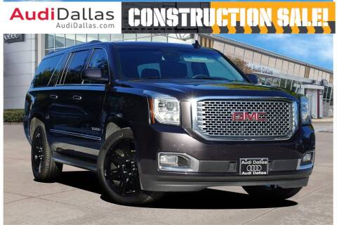 2017 GMC Yukon XL for sale in Dallas, TX