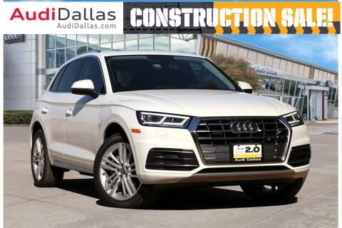 2019 Audi Q5 for sale in Dallas, TX