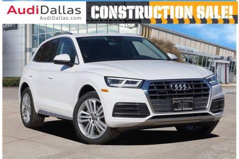 2020 Audi Q5 for sale in Dallas, TX