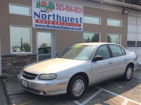 2001 Chevrolet Malibu for sale in Salem, OR
