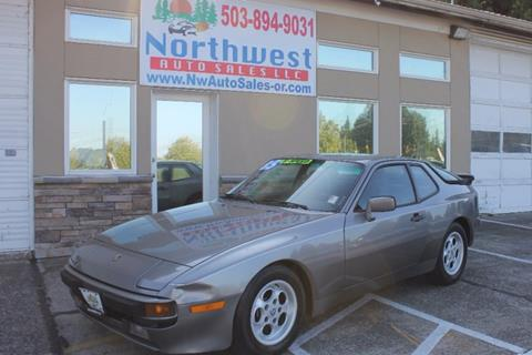 1985 Porsche 944 for sale in Salem, OR