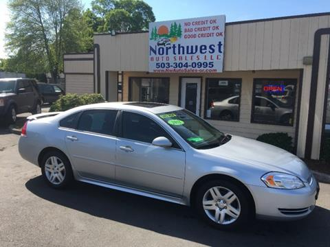 2012 Chevrolet Impala for sale in Salem, OR