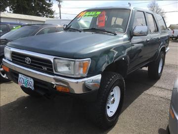 1994 Toyota 4Runner for sale in Salem, OR