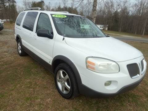 2006 Pontiac Montana SV6 for sale in Lenoir, NC