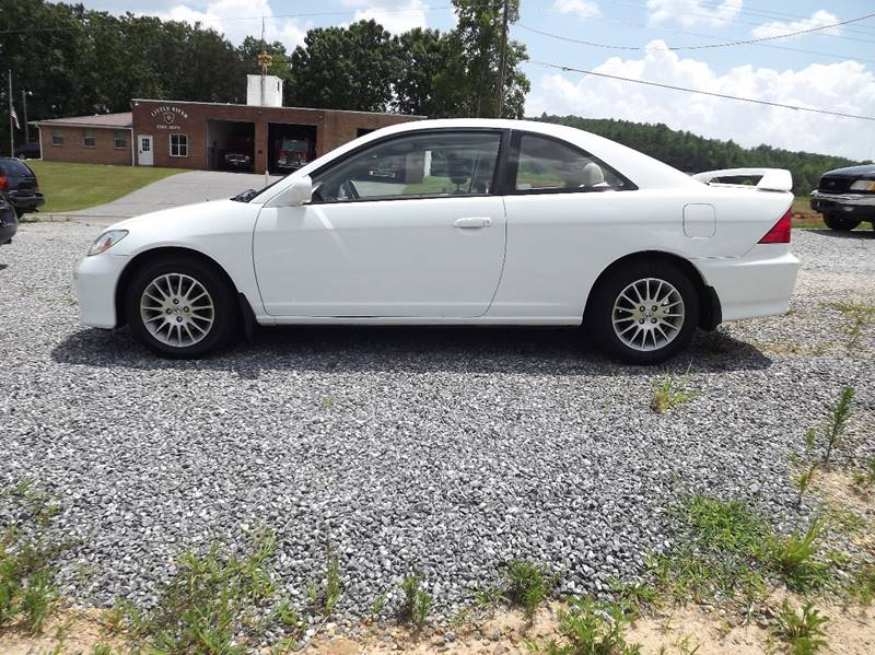 2005 Honda Civic Ex Special Edition 2dr Coupe In Lenoir Nc Judy S Cars