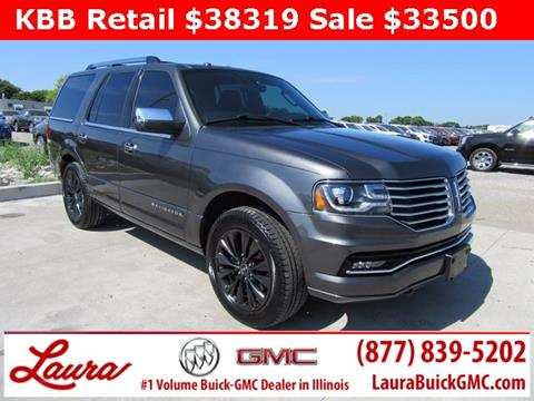2015 Lincoln Navigator for sale in Collinsville, IL