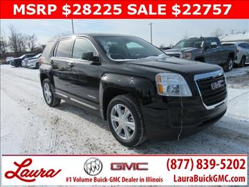 2017 GMC Terrain for sale in Collinsville, IL