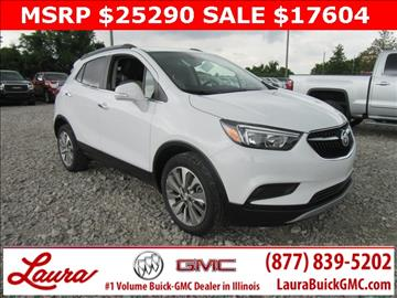 2017 Buick Encore for sale in Collinsville, IL