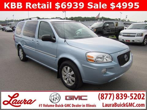 2007 Buick Terraza for sale in Collinsville, IL