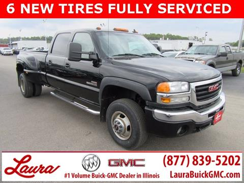 2006 GMC Sierra 3500 for sale in Collinsville, IL