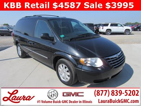 2007 Chrysler Town and Country for sale in Collinsville, IL