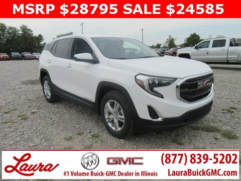 2018 GMC Terrain for sale in Collinsville, IL